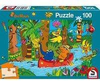 Schmidt Spiele 100 Teile Schmidt Spiele Kinder Puzzle Die Maus Im Dschungel 56313