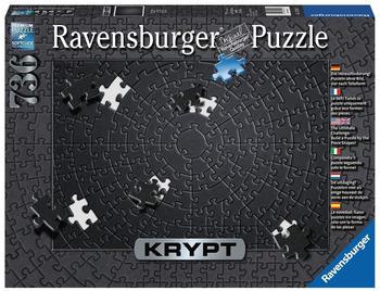 Ravensburger Krypt Black. Puzzle