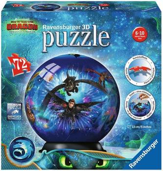 Ravensburger Dragons 3 3D Puzzle-Ball
