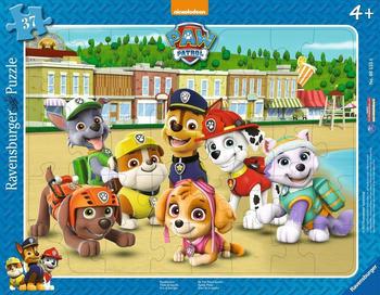 Ravensburger Kinderpuzzle - Paw Patrol, Familienfoto 06155