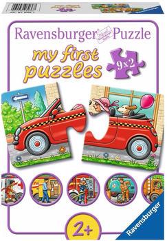 Ravensburger Allerlei Fahrzeuge (Kinderpuzzle)