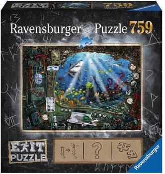 Ravensburger Puzzle - EXIT Im U-Boot,