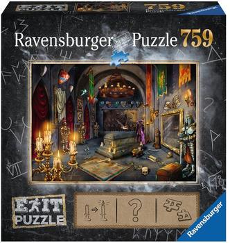 Ravensburger Puzzle - EXIT Im Vampirschloss,