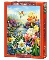 Castorland Golden Irises