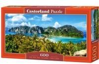 Castorland Ko Phi Phi Island, Thailand 600 pcs 600 Stück(e)