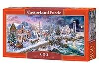 Castorland Holiday at Seaside 600 pcs 600 Stück(e)