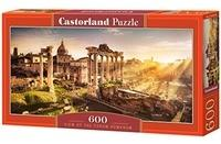 Castorland View of the Forum Romanum 600 pcs 600 Stück(e)