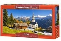 Castorland Church Marterle, Carinthia, Austria 600 pcs 600 Stück(e)