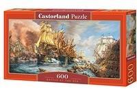 Castorland Battle at the Sea 600 pcs 600 Stück(e)