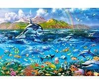 Castorland C-104017-2 Ocean Panorama, 1000 Teile Puzzle, bunt