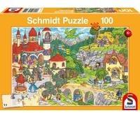 Schmidt Spiele Im Land der Märchen (Kinderpuzzle)