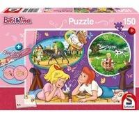 Schmidt Spiele Bibi & Tina, Freundinnen für immer (Kinderpuzzle)