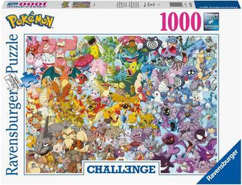 Ravensburger Pokémon Challenge Puzzle