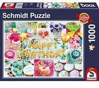 Schmidt Spiele Puzzle Happy Birthday