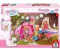 Schmidt Spiele Puzzle Baby born: Komm, wir zelten!