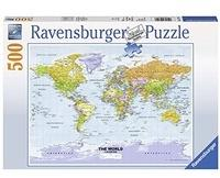 Ravensburger Puzzle Weltkarte, politisch