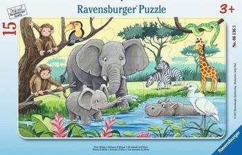 Ravensburger Puzzle Tiere Afrikas
