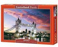 Castorland Tower Bridge, London, England 1000 pcs 1000 Stück(e)