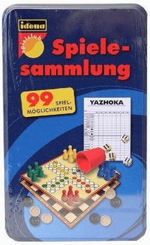 idena-6100015-spielesammlung-99-in-tinbox