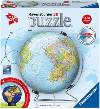 Ravensburger 3D Puzzleball Globus in deutscher Sprache (11159)