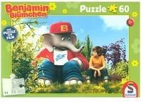 Schmidt Spiele Benjamin Blümchen, Puzzle zum Kinofilm, Motiv 4 (Kinderpuzzle)