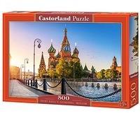 Castorland Saint Basils cathedral, Moscow 500 pcs Puzzlespiel 500 Stück(e)