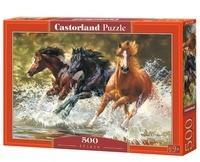 Castorland Splash 500 pcs Puzzlespiel 500 Stück(e)