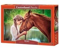 Castorland B-52516 Puzzle Friendship, 500 Teile