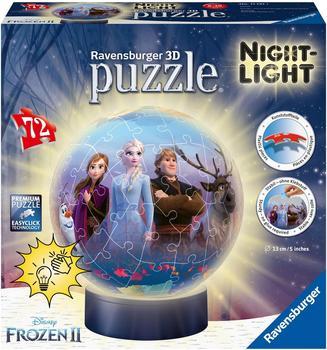 Ravensburger Frozen 2 3D-Puzzle und Nachtlicht