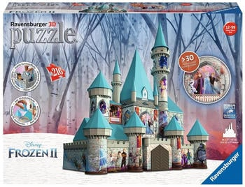 Ravensburger 3D Puzzle Frozen 2 Schloss