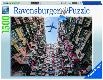 Ravensburger Puzzle Hong Kong 1500 Teile