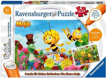 Ravensburger tiptoi - Puzzle für kleine Entdecker: Die Biene Maja