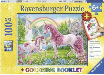 Ravensburger Magische Einhörner (100 Teile XXL)