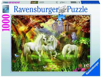 Ravensburger Einhörner im Herbst