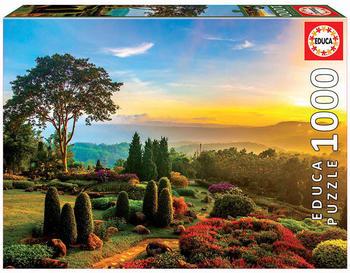 Educa Borrás 1000 Beautiful Garden