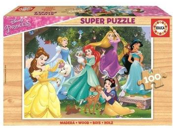 Educa Borrás 100 Disney Princess