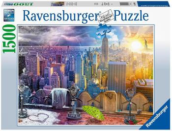 Ravensburger New York im Winter und Sommer (1500 Teile)