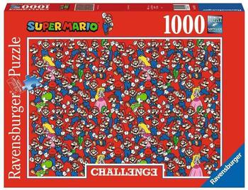 Ravensburger Super Mario Bros Challenge (1000 Teile)