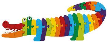 Small Foot Design Krokodil ABC (26 Teile)