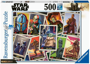Ravensburger Star Wars: The Mandalorian (500 Teile)