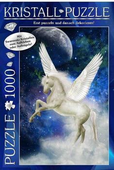 M.I.C. Swarovski Kristallpuzzle Pegasus 1000 Teile