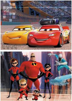 Educa Borrás Pixar 2x50 Teile (9218598)