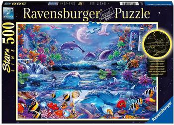 Ravensburger Im Zauber des Mondlichts 500 Teile