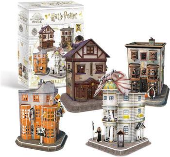Revell 3D-Puzzle Harry Potter Winkelgasse™ 272 Teile