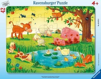 Ravensburger Kleine Tierfreunde ( 42 Teile)