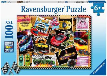 Ravensburger Rennwagen Pinnwand