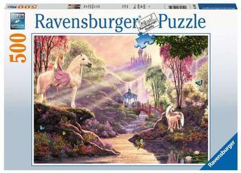 Ravensburger Märchenhafte Flussidylle (500 Teile)