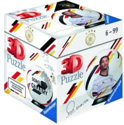 Ravensburger 3D Puzzleball - DFB-Nationalspieler Serge Gnabry