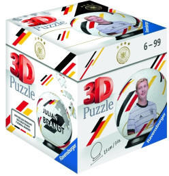 Ravensburger 3D Puzzleball - DFB-Nationalspieler Julian Brandt