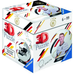 Ravensburger 3D Puzzleball - DFB-Nationalspieler Toni Kroos